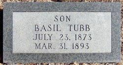 Basil Tubb