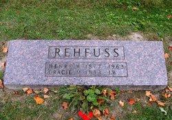 Henry W Rehfuss