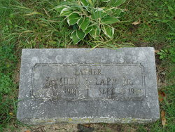 Samuel Edward Lapp