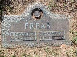 Grace M. <i>Vogel</i> Freas