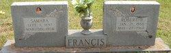 Samara <i>Burks</i> Francis