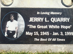 Jerry L. Irish Jerry Quarry Quarry