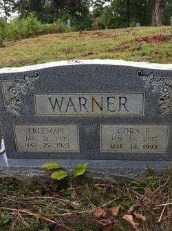 Freeman Warner