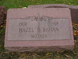 Hazel Beatrice <i>Tryon</i> Bahan
