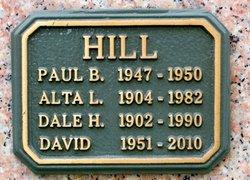 Alta <i>Lynn</i> Hill