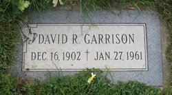 David R Garrison