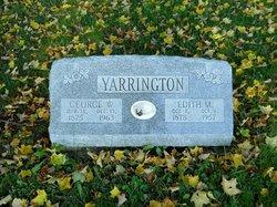 Edith May <i>Winsor</i> Yarrington