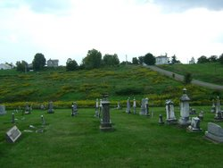 West Carlisle Cemetery