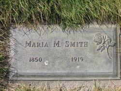 Maria <i>Myles</i> Smith