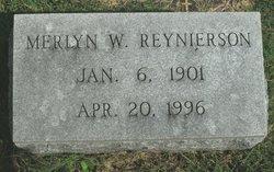 Claudia Marilyn Merilyn <i>Walker</i> Reynierson