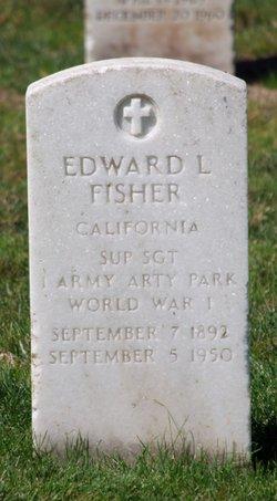 Edward Locke Fisher