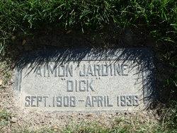 Aimon Dick Jardine