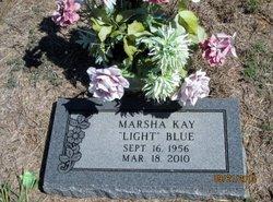 Marsha Kay <i>Light</i> Blue