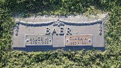 Bruce Weldon Baer
