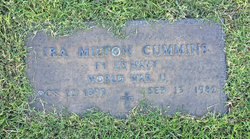 Ira Milton Cummins