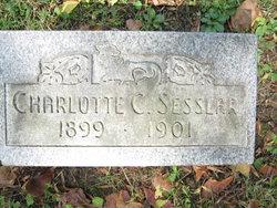Charlotte Clark Sesslar