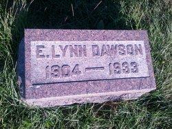 Edward Lynn Dawson