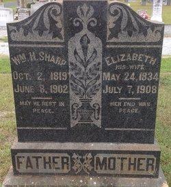 Mrs Catherine Elizabeth <i>McKee</i> Sharpe