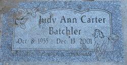 Judy Ann <i>Carter</i> Batchler