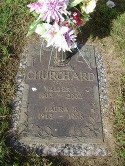 Laura Rebecca <i>Perham</i> Churchard