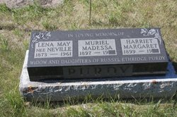 Muriel Madessa Purdy