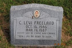 C Levi Freeland