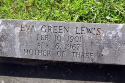 Eva <i>Green</i> Lewis