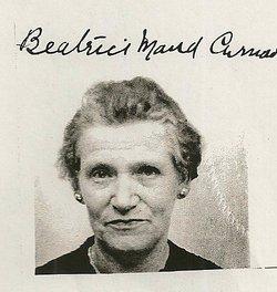 Beatrice Maud <i>Luke</i> Curnow