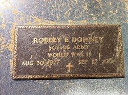 Robert Edward Downey
