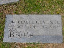 Claude E. Bates, Sr