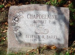 Robert P Chapdelaine