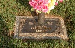 Evelyn <i>Dunn</i> Bailey