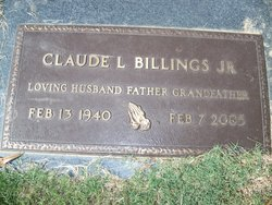 Claude Billings, Jr