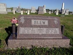 Mayme F. Blew