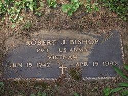 Robert J Bishop