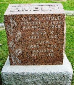 Anna S. Amble