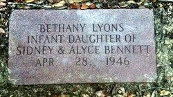 Bethany Lyons Bennett