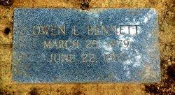 Owen Langworthy Bennett