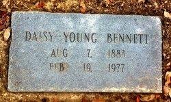 Mary Stella Daisy <i>Young</i> Bennett