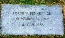 Frank Willard Bennett