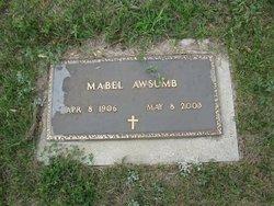 Mabel Awsumb