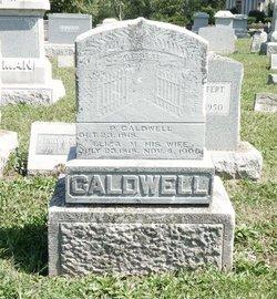 Eliza Marie <i>Houston</i> Caldwell