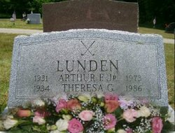 Theresa Grace <i>Beaudry</i> Lunden