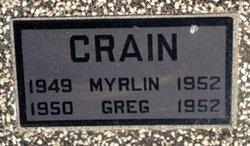 Myrlin Crain