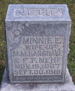 Minnie Ethel <i>Cravens</i> Hargrave