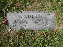 Inez C. <i>Shaffer</i> Madden