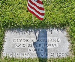 Clyde Edward Peanut Aguirre