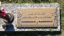 Irene <i>Dillman</i> Fahey