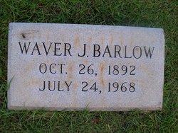 Waver J. Barlow