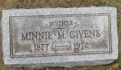 Minnie <i>Flohr</i> Givens